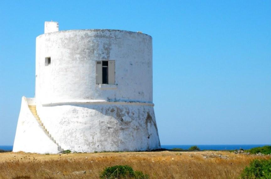 La torre del Pizzo aGallipoli