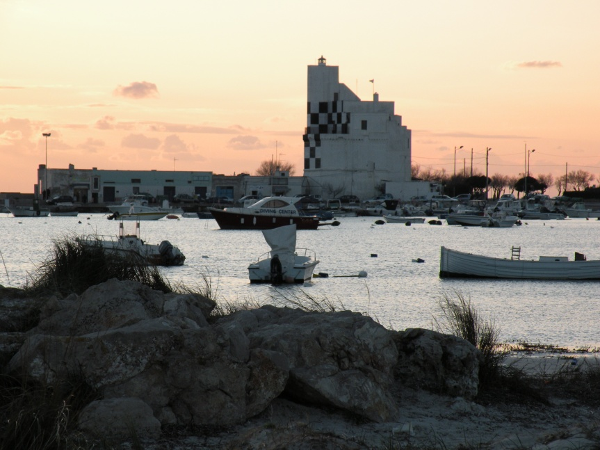 Torre San Giovanni aUgento